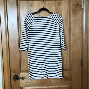 GAP stripped dress